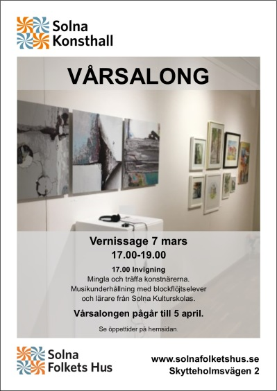 Vårsalong 2019